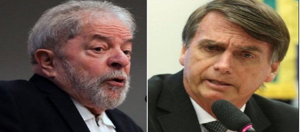 """O jornal mostra que o confronto principal está entre o ex-presidente Lula, que tentará um terceiro mandato, e a extrema direita, representada pelo deputado federal Jair Bolsonaro; texto diz que o principal desafio de Lula é nos próximos dias: enfrentar um julgamento que pode impedi-lo de concorrer ao cargo de presidente do Brasil; Lula hoje lidera as pesquisas, até com certa folga para Bolsonaro, o segundo colocado; """"Atrás dele em segundo lugar, o deputado Jair Bolsonaro, um legislador de extrema direita com uma longa história de críticas incendiárias e grossas, mulheres menosprezadas, negros e gays"""", diz o NYT"""
