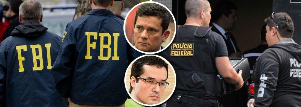 """Em evento que reuniu nesta semana agentes do FBI, autoridades do governo federal e mais de 200 empresários em São Paulo, os investigadores americanos demonstraram orgulho de auxiliar o Brasil, desde 2014, a operação Lava Jato;""""Não é melhor que isso. Nosso relacionamento com o Brasil é o modelo de colaboração entre países contra crimes financeiros"""", disseLeslie Backschies, representante do FBI para programas internacionais de cooperação; Estados Unidos são um dos maiores beneficiados com os efeitos da Lava Jato, com a entrega de campos do pré-sal brasileiro e o pagamento de R$ 10 bilhões pela Petrobras a fundos americanos"""