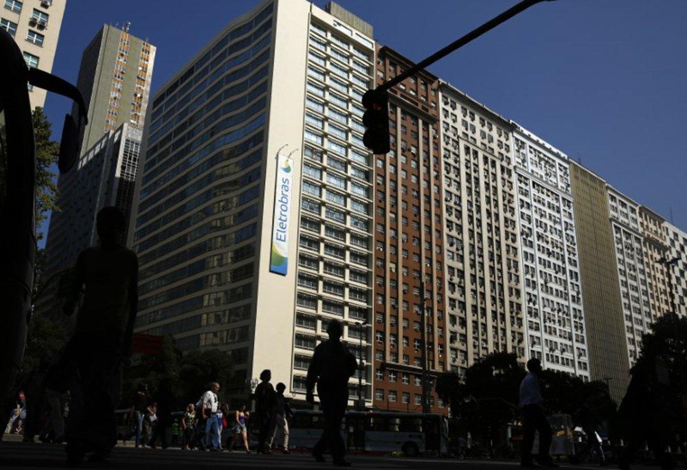 Edifício da Eletrobras no centro do Rio de Janeiro 20/08/2014 REUTERS/Pilar Olivares