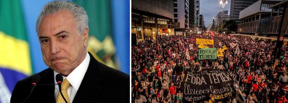 O ano de 2017 entra para a história como o que registrou o mais terrível ataque já feito até contra os direitos da classe trabalhadora no Brasil. Isto só foi possível com o governo ilegítimo de Michel Temer (PMDB), o mesmo que se livrou duas vezes na Câmara de ser investigado por denúncias de corrupção. Em 2018, devemos intensificar a resistência para travar as agendas retrógradas