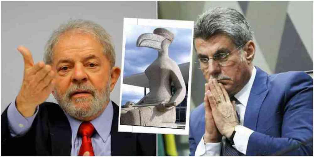 """""""A ação penal contra o senador Romero Jucá (MDB-RR) ficou incríveis 14 anos sem movimentação no Supremo. Por esse motivo prescreveu, qual seja, o Estado perdeu o direito de puni-lo. A mesma sorte não teve o ex-presidente Lula, cuja pressas dos juízes na tramitação de seu processo faz inveja ao super-herói 'The Flash'"""", escreve o jornalista Esmael Morais em seu blog"""