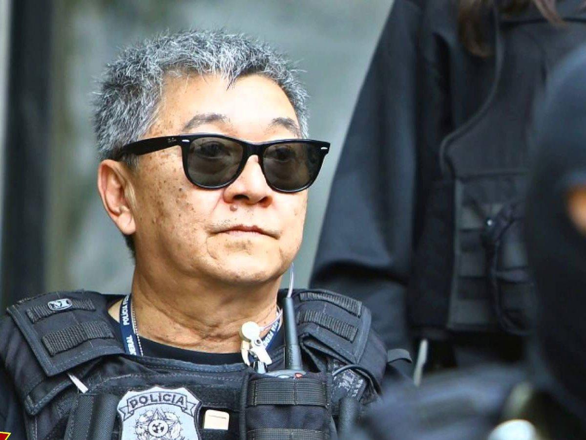 Newton Ishii, conhecido como japonês da federal