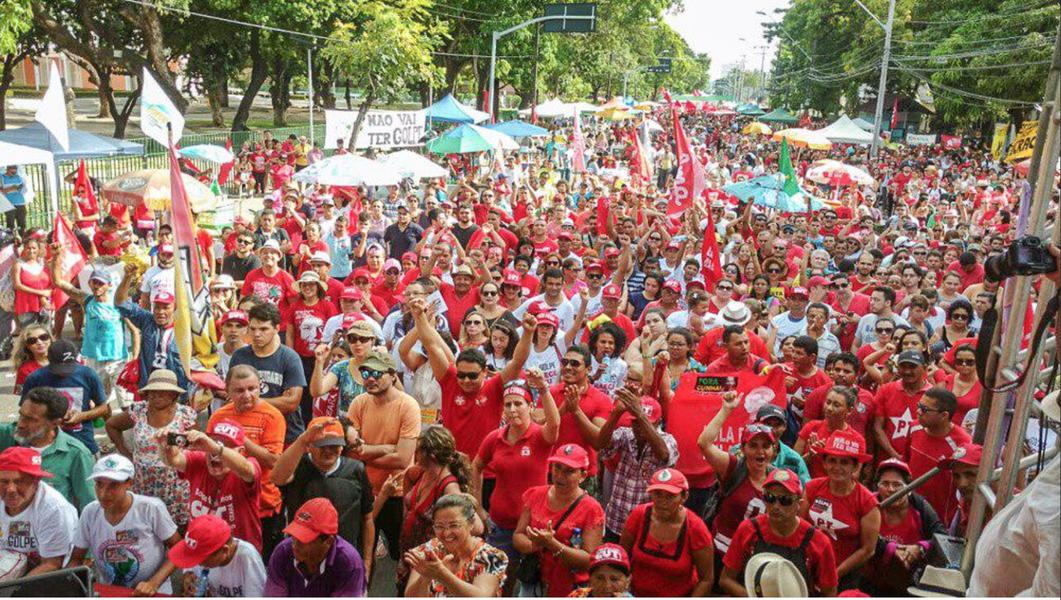 Uma passeata em defesa do direito do ex-presidente Lula ser candidato será realizada nesta quinta-feira (1), pelas ruas do bairro Pirambu. O evento contará com a presença de líderes petistas como o deputado federal José Guimarães, os vereadores Acrísio Sena e Guilherme Sampaio, além de parlamentares de partidos de esquerda e apoiadores do ex-presidente Lula