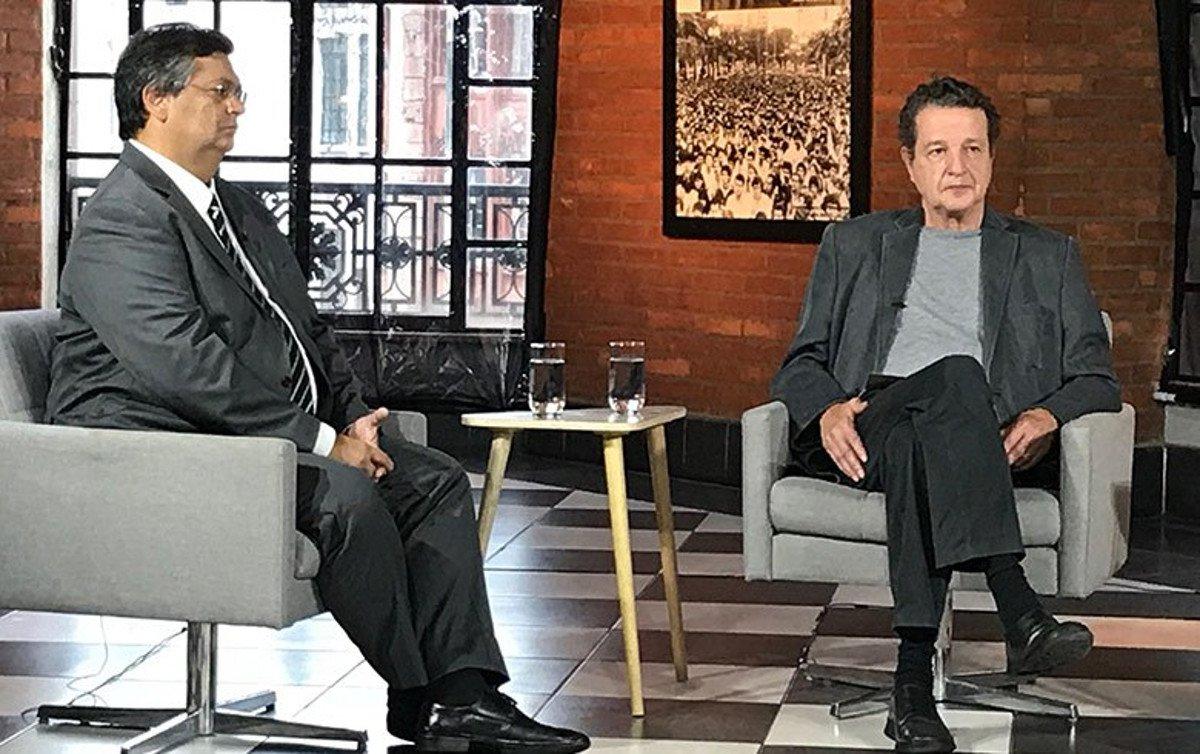 """Convidado do programa Entre vistas, o governador do Maranhão, Flávio Dino (PCdoB), será entrevistado pelo jornalista Juca Kfouri na atração que vai ao ar nesta terça (30) às 21 no canal TVT; na entrevista, Dino comenta que a elite dominante não é """"tão homogênea assim"""" eque existe uma parte do Judiciário preocupada com as """"aberrações jurídicas"""" que vêm sendo praticadas em torno da operação Lava Jato, em especial no julgamento do ex-presidente Lula"""