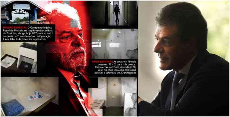 O diabo é que a irônica história poderá pregar uma peça no tucano, candidatíssimo a um aposento no complexo penal que leva o nome do pai do senador Roberto Requião (MDB-PR), seu principal adversário no Paraná