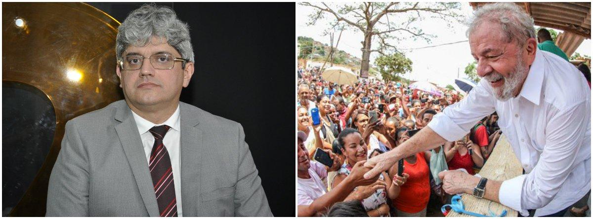 """Para o jurista, """"a mensagem que é dada"""" após a condenação do ex-presidente Lula pelo TRF4, """"é que se o Judiciário consegue condenar sem provas, o Judiciário consegue tudo""""; """"Não é por acaso que Lula foi eleito o grande antagonista do Judiciário. Tinha um propósito, que era atrair para si todo o mando do Estado"""", observa, durante debate na TV 247; """"Acredito que o que teremos pela frente não será apenas a criminalização do PT"""", diz ainda; para ele,""""o que está em jogo agora é a subordinação das liberdades da sociedade civil a um projeto de Estado corporativo, que é engendrado e articulado pelo Judiciário e pelo Ministério Público""""; assista"""