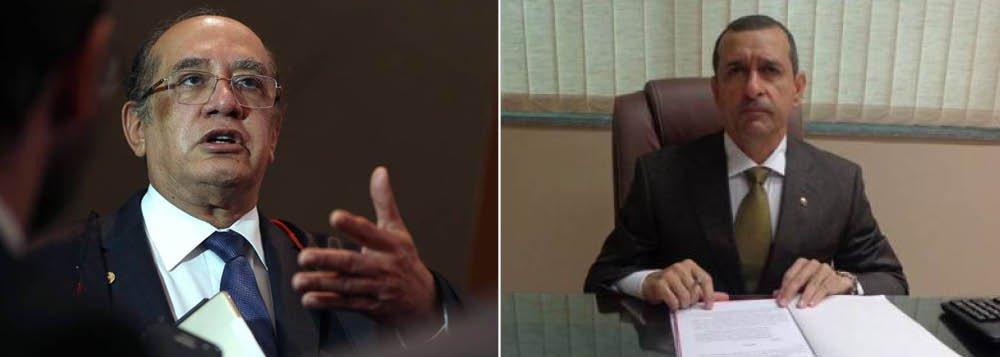 """O ministro do STF Gilmar Mendes concedeu entrevista nesta sexta-feira (29) ao jornalista José Luiz Datena na Rádio Bandeirantes; segundo Gilmar, o perfil do juiz eleitoral Glaucenir de Oliveira, que mandou prender o ex-governador Anthony Garotinho é fruto do """"fascismo alimentado pela mídia""""; """"Vocês bateram palmas para maluco dançar, incentivaram pessoas que não tinham a menor qualificação. Esse caso de Campos é um caso engraçado. É uma briga lá, da magistratura com o Ministério Público com forças políticas locais. Isso se transformou num grande para personagens menores da história"""", diz Gilmar"""
