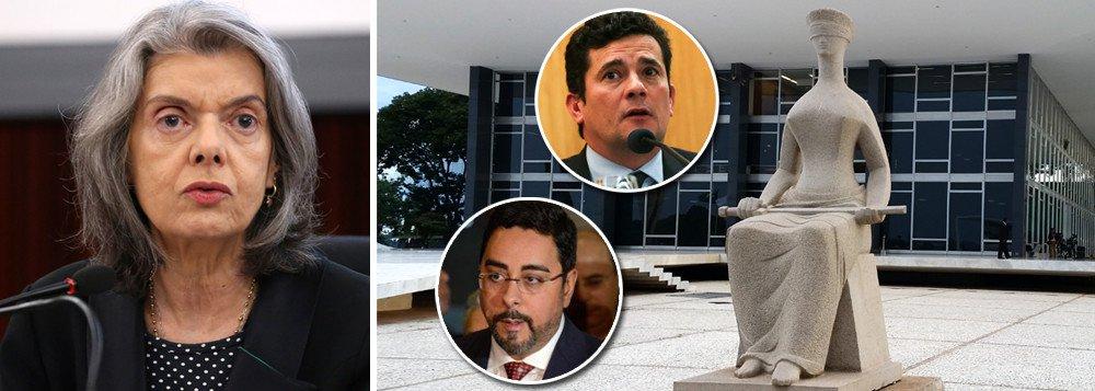 """Jornalista Fernando Brito comenta o julgamento que o STF fará no dia 22 de março que poderá extinguir o auxílio-moradia dos juízes; """"Cármen Lúcia, que não hesita em engavetar questões essenciais das garantias, como o absurdo da prisão antes do trânsito em julgado de condenações, não resiste à pressão criada pelos escândalos gerados justamente por dois dos """"paladinos"""" judiciais: Marcelo Bretas, e seu 'auxílio dose-dupla' e Sérgio Moro"""", diz Brito; """"A mídia que tornou juízes heróis vai tripudiar no dia 22 de março, quando serão expostos, em sua própria casa, como vilões"""""""