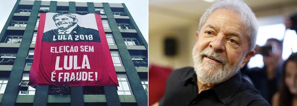 Mais de 500 Comitês Populares em Defesa da Democracia e do Direito de Lula ser candidato à Presidência da República foram lançados neste sábado (13), em várias regiões do país, informa Camila Salmazio, no Brasil de Fato