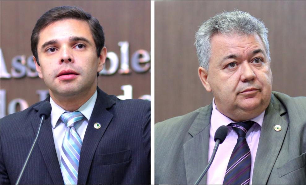Os deputados Julinho (PDT) e Tomaz Holanda (PPS) reassumiram seus respectivos mandatos na Assembleia Legislativa, nesta terça-feira (30) após período de licença. Com o retorno dos titulares, voltam à condição de suplentes os deputados Nizo Costa (PMB) e Agenor Ribeiro (PSDC)