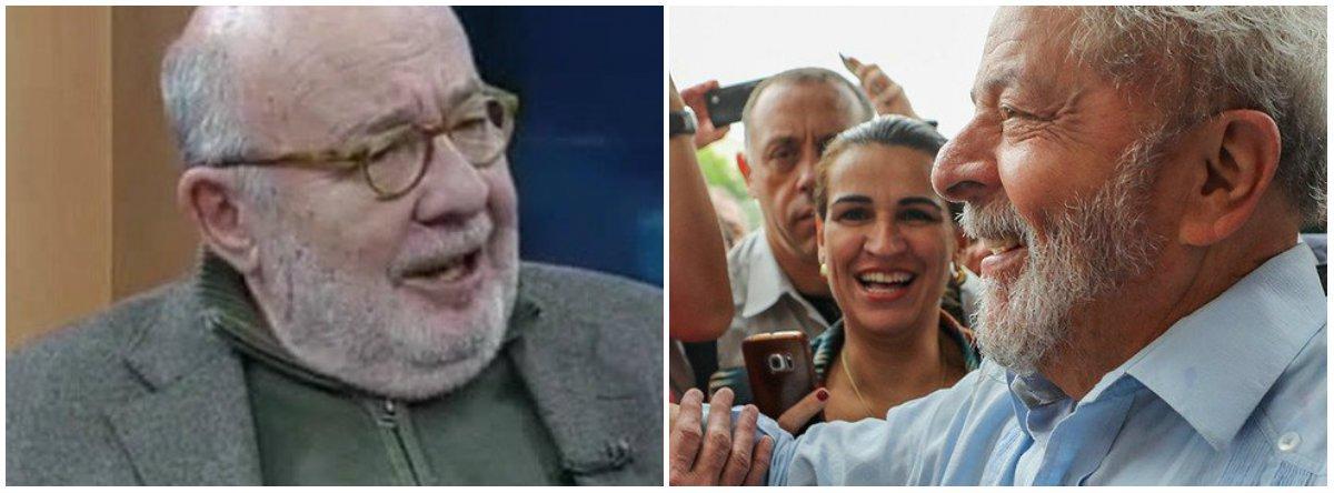"""""""Era para acabar com ele e seu partido, valeu tudo na guerra de extermínio, mas o ex-presidente continua vivo, como revela a primeira pesquisa Datafolha após a condenação em segunda instância"""", diz o jornalista Ricardo Kotscho; segundo o blogueiro, """"alguma coisa deu muito errado na Operação Lava Jato, que tinha e tem Lula como seu principal alvo. Faltou apenas combinar com os eleitores"""""""