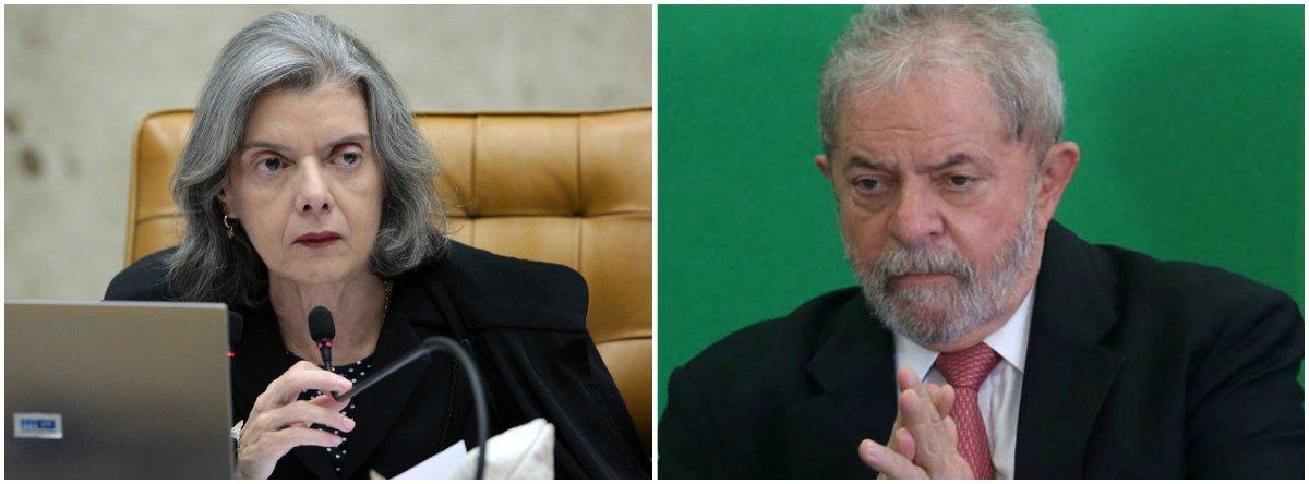 """""""A não decisão do ministro Edson Fachin colocou Lula na linha de tiro e cada vez mais próximo da cadeia. Se fosse um magistrado independente e fiel ao cumprimento de uma das cláusulas pétreas da constituição de 1988 ele deveria ter dado o habeas corpus preventivo a Lula, que vive sob risco de ser preso após condenação em segunda instância, quando o artigo 5º. garante a liberdade até ser esgotado o último recurso na última instância, que é o STF"""", escreve o colunista Alex Solnik; """"Só a presidente Cármen Lúcia, que estásob pressão da Globo, decide quando vai colocar essa questão em pauta, enquanto o tempo corre contra Lula"""", diz"""