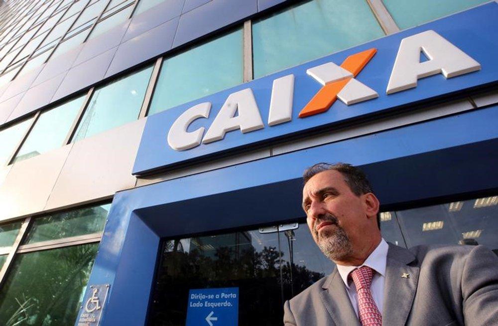 Presidente-executivo da Caixa Econômica Federal , Gilberto Occhi, posa para fotografia em São Paulo. 14/07/2016. REUTERS/Paulo Whitaker