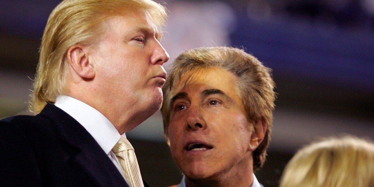 """Após ser alvo de uma série de denúncias de assédio sexual, o chefe de finanças do Comitê Nacional Republicano, o empresário e dono de cassinos Steve Wynn, renunciou ao cargo neste; """"Hoje, aceitei a renúncia de Steve Wynn como diretor financeiro do Comitê Nacional Republicano"""", anunciou a líder do CNR, Ronna Romney McDaniel; Wynn nega as acusações e diz que elas são """"o trabalho contínuo de minha ex-mulher Elaine Wynn, com quem estou envolvido em um terrível e sórdido processo no qual ela busca revisar nosso acordo de divórcio"""""""