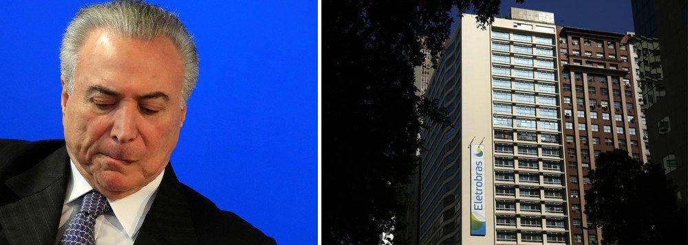 Michel Temer assinou nesta sexta-feira 19 projeto de lei que propõe a desestatização da Eletrobras para envio do documento ao Congresso Nacional, informou o Ministério de Minas e Energia em um comunicado à imprensa; a proposta, que está sendo submetida ao Legislativo, prevê capitalização da empresa junto ao mercado, sem a necessidade de venda de ações além de bônus de outorga