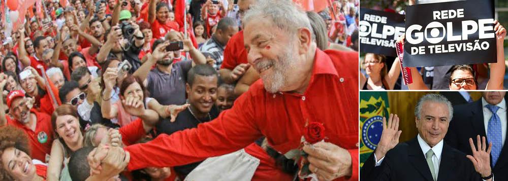 """""""O ano que termina deve ser lembrado como um período de recuperação da consciência, no qual aprendemos a enxergar a história como ela é e não como gostaríamos que fosse,"""" escreve Paulo Moreira Leite, articulista do 247; para PML, """"em 2017 perdemos sempre. Perdemos todas as lutas e todas as vezes que saímos de casa para empunhar uma bandeira. Em 2018, o Brasil está mudando de novo"""", diz ele; """"Lula volta a ser ouvido mais uma vez, como há 40 anos, nas primeiras greves que começaram a mudar um país sob ditadura militar""""; escrevendo sobre a Globo, o articulista diz: """"vencida pela própria arrogância, a Globo nunca mais será a mesma e um dia não será mais"""""""