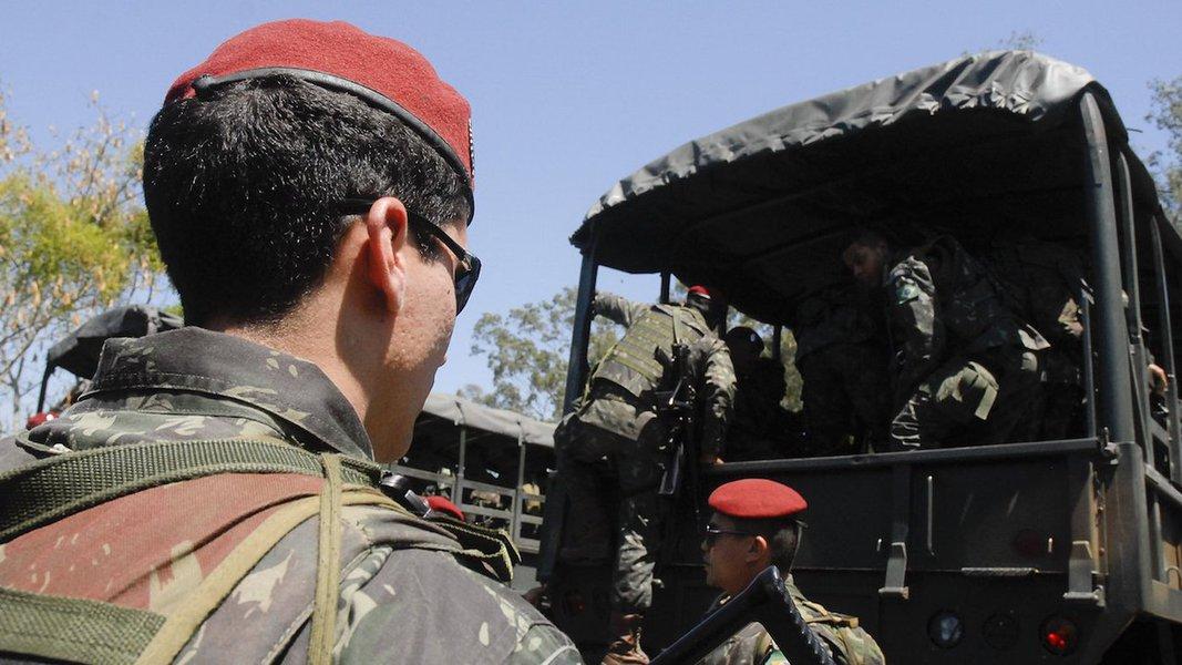 Ao longo dos últimos 25 anos, o emprego das Forças Armadas brasileiras no combate ao crime organizado nos estados cresceu três vezes; ao todo foram 181 ações do Exército, Marinha e Aeronáutica; maioria das operações estão relacionadas à Garantia de Lei e da Ordem (GLO)