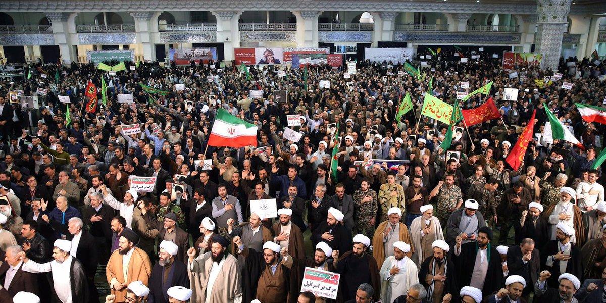 A luta do povo do Irã – frustrado com a opressão, a tirania, os altos preços e o despotismo – contra a ditadura é real e não deve ser autorizada a ser arrebatada e desviada no interesse das forças reacionárias domésticas ou estrangeiras
