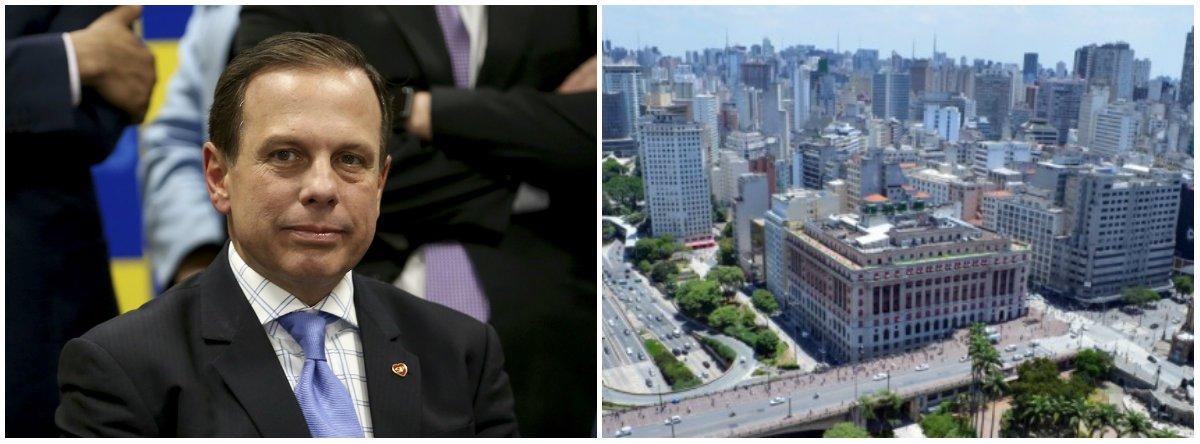 """Um grupo de 156 organizações encaminhou uma carta ao prefeito da capital paulista, João Doria (PSDB), pedindo que ele retire a proposta de revisão da Lei de Parcelamento, Uso e Ocupação do Solo (LPUOS), conhecida como Lei de Zoneamento; para as entidades, a proposta """"atende a interesses privados, de um setor específico da cidade (mercado imobiliário), em detrimento ao interesse público""""; elas apontam riscos como queda de arrecadação, piora do trânsito em regiões já saturadas, extinção de bairros residenciais e mais exclusão da população de baixa renda da região central"""