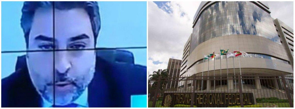 O TRF4, sediado em Porto Alegre, julgará na próxima quarta-feira (21) o habeas corpus impetrado pela defesa do ex-presidente Luiz Inácio Lula da Silva, para que o advogado Tacla Duran seja ouvido no incidente de falsidade; foi feito um levantamento de documentos com indícios de adulterações apresentados na delação da Odebrecht e utilizado pelo MPF na ação sobre o apartamento vizinho ao de Lula e o imóvel para o Instituto Lula