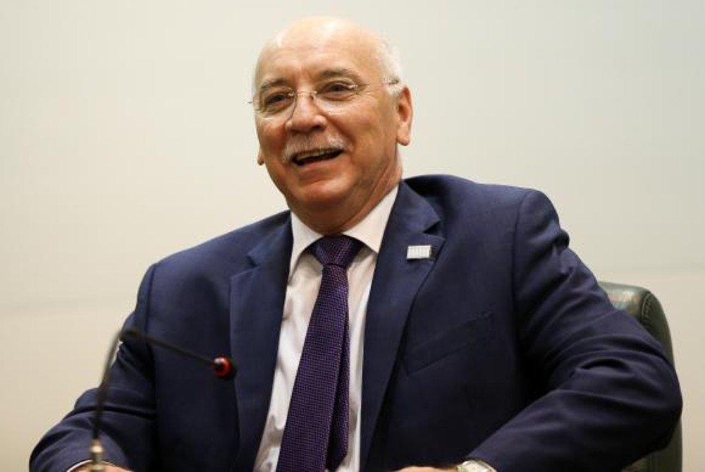 """O chanceler paraguaio, Eladio Loizaga (foto), afirmou nesta segunda-feira (12) que é uma """"prioridade"""" alcançar um acordo entre Mercosul e União Europeia; marcadas para o final de fevereiro e começo de março, nas reuniões de trabalho em Assunção podem encerrar as negociações sobre livre comércio entre o Mercosul e a União Europeia (UE), após 19 anos de espera"""