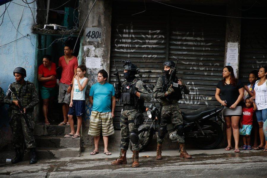 Quantas vezes o Rio de Janeiro já viu esse filme, onde não há resultados práticos nem prestações de conta, mas somente violência contra o povo e a continuidade do crime organizado?