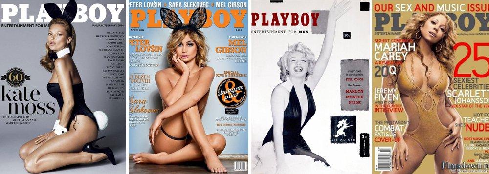 """A revista """"Playboy"""" pode sair de circulação nos Estados Unidos, após quase sete décadas; acionista controlador da Playboy Enterprises, a empresa de private equity Rizvi Traverse, está em negociações para comprar a fatia de 35% que o fundador da revista, Hugh Hefner, morto em setembro aos 91 anos, deixou aos herdeiros"""