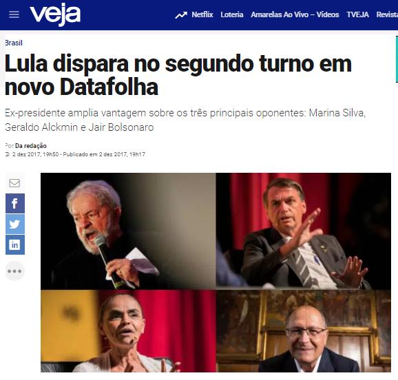 Se 2016 foi o ano do golpe e 2017 foi o ano da tomada de consciência pela população de que o golpe foi golpe, 2018 será o ano de reverter o golpe, de redemocratizar o Brasil