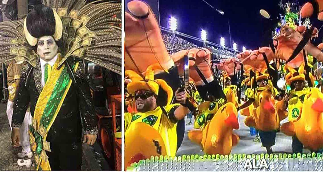 A Globo está apostando tudo na prisão de Lula e cega por essa obsessão talvez não tenha percebido os riscos que corre.Eles não são pequenos e o Carnaval está deixando isso claro