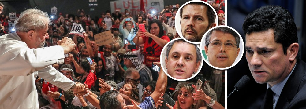 """""""O fato é que não é mais segredo para ninguém que todo esse teatro montado pela Lava-Jato, com a cumplicidade da mídia, tem o objetivo de eliminar Lula da vida pública, impedindo-o de concorrer às eleições presidenciais deste ano, conforme programado pelos que planejaram nos Estados Unidos o golpe que derrubou Dilma"""", diz o colunista Ribamar Fonseca; """"Os homens que detém uma parcela de poder neste país e, sobretudo, os que concorreram para essa grave situação de risco, devem meditar bastante sobre seus atos, porque serão responsáveis pelos danos causados à Nação e ao seu povo e cobrados, no futuro,  pelos seus próprios filhos. E, também, pela sua própria consciência"""""""
