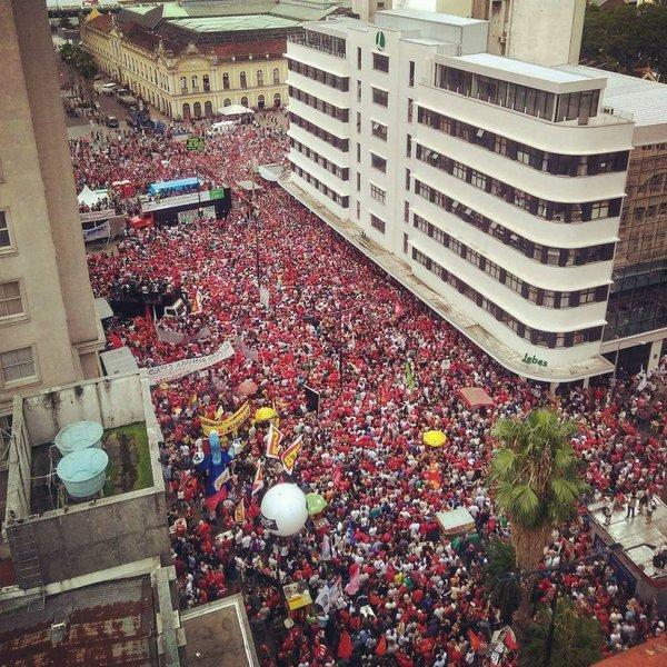 Não foi Lula quem foi condenado, ontem, mas o direito do povo de eleger diretamente o seu presidente.Porém, não obstante a vitória da justiça golpista, obtida sob a proteção de enorme aparato policial, esta foi uma vitória de Pirro