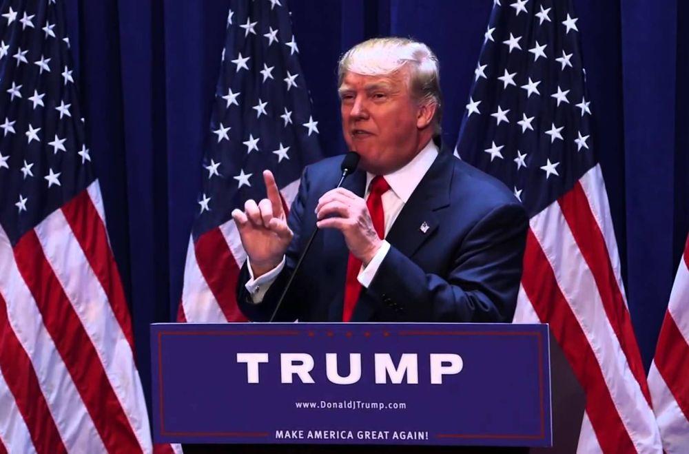 Donald Trump. Foto: Reprodução/YouTube