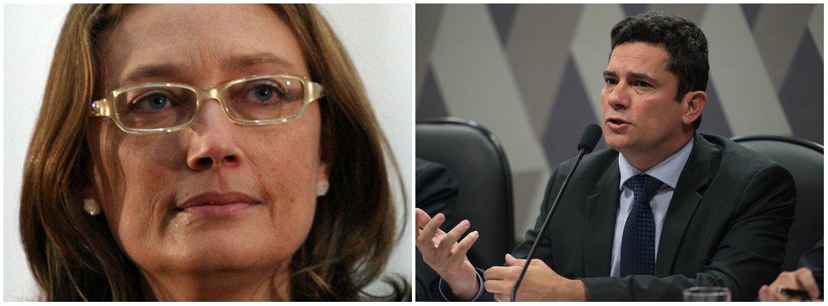 """A deputada federal Maria do Rosário (PT-RS) criticou o juiz Sergio Moro, que determinoua venda do triplex da OAS, penhorado a credores da empreiteira; segundo ela, se os líderes do Poder Judiciário """"não podem absolver Lula, por ser Lula, como podem condená-lo por ser quem é?""""; """"Sem provas, mas com mídia, um Juiz arrastou um poder ao erro"""", disse a ex-ministra de Direitos Humanos em sua conta no Twitter; após a condenação de Moro, o TRF4, sediado em Porto Alegre, condenou o ex-presidente e aumentou a pena de 9 para 12 anos de prisão"""