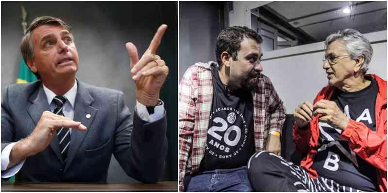 O cantor e compositor Caetano Veloso recebeu neste domingo (31), no programa do Faustão, na Globo, o Troféu Mário Lago. Após a justa homenagem ir ao ar, o artista foi alvo de ódio nas redes sociais. Os ataques partem de simpatizantes do deputado Jair Bolsonaro (PSC-RJ)