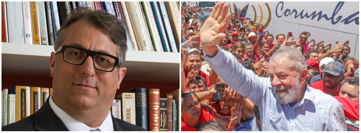 """Após lembrar a proximidade do julgamento do ex-presidente Lula, o advogado criminalista Leonardo Isaac Yarochewsky, doutor em Ciências Penais pela UFMG, afirma que """"os desembargadores Federais do TRF4 que julgarão o ex-Presidente Lula poderão entrar para história de dois modos: pela porta da frente, fazendo justiça e absolvendo Lula, ou pela porta dos fundos, por onde entram sorrateiramente os covardes e os incapazes de julgar com imparcialidade e independência"""""""