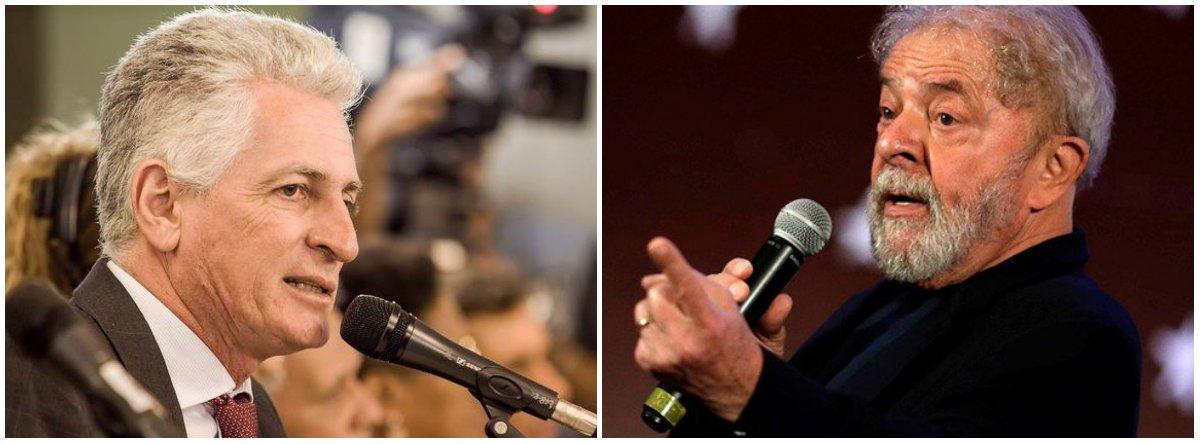 """O deputado estadual Rogério Correia (PT) acrescentou que """"no Brasil não faltam políticos com contas na Suíça, flagrados em vídeos com amigos carregando malas de dinheiro, ligações telefônicas pedindo propina ou até ameaçando de morte quem o delatasse. De Lula, nada disso aparece""""; assista ao vídeo"""