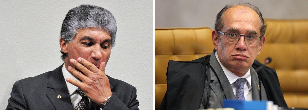 """""""Paulo Preto, o super-Geddel do PSDB que tem R$ 113 milhões de propinas escondidos em paraísos fiscais nas Bahamas, se movimenta para escapar da justiça, como faz todo tucano envolvido em escândalos. Para desfrutar de foro privilegiado e gozar da impunidade eterna, o operador de propinas do PSDB se socorreu de Gilmar Mendes, o Posto Ipiranga do PSDB no STF"""", critica o colunista do 247 Jeferson Miola sobre o operador do PSDB"""