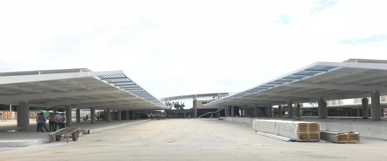 A Prefeitura de Fortaleza realiza, a partir da meia noite deste sábado (27), a transferência operacional dos ônibus do terminal provisório para o novo Terminal de Messejana. No mesmo dia, o prefeito Roberto Cláudio (PDT) inaugura a Central de Medicamentos do Terminal, a sétima em funcionamento na Capital, e o Terminal Literário de Messejana