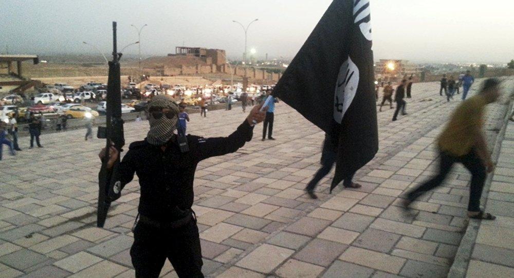 O célula do Daesh (ou Estado Islâmico) no Egito pediu aos seus militantes, em um novo vídeo de uma execução, para iniciar uma guerra contra o Hamas por não ter defendido Jerusalém após o reconhecimento dos EUA da cidade como a capital de Israel; a filmagem do grupo terrorista culminou com a execução de um ex-membro do Daesh que aparecia de joelhos e vestido com um macacão laranja