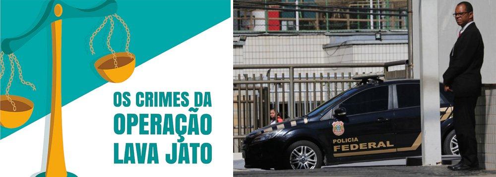 """A Frente Brasil de Juristas pela Democracia lança, nesta semana, a cartilha """"Os Crimes da Lava Jato"""", uma ferramenta construída com o objetivo de apresentar para a população as ilegalidades cometidas pelos agentes públicos no funcionamento da operação Lava Jato; o documento tem objetivo de questionar legalidade e impactos negativos da operação e desdobramentos no julgamento de Lula; confira a íntegra"""