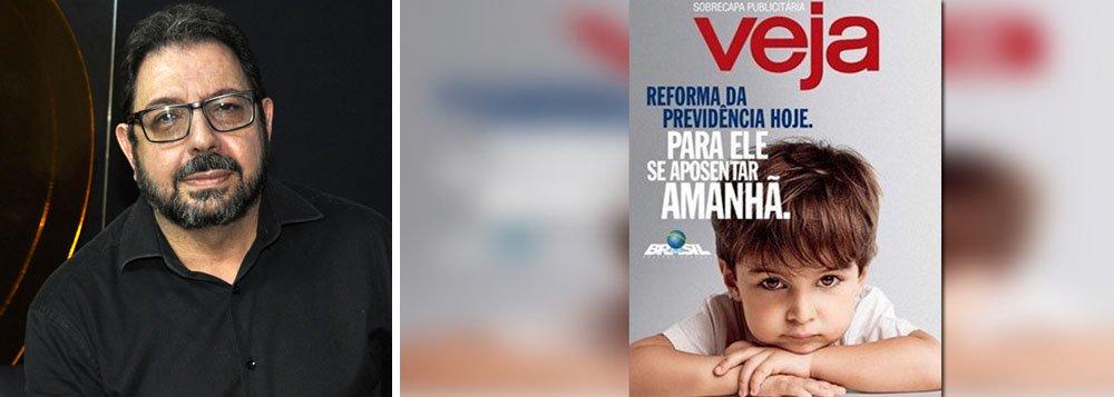 """No programa """"O quarto poder"""" desta semana, o colunista Eduardo Guimarães comentou o paradoxo brasileiro, que tem o governante mais impopular do mundo, Michel Temer, bajulado pela mídia, e sugeriu que o motivo para isso é simplesmente argentário; """"Temer está comprando o apoio da mídia"""", diz ele, que citou como exemplos a sobrecapa da campanha sobre Previdência e a peça publicitária sobre uma intervenção militar no Rio de Janeiro, que acaba de começar"""