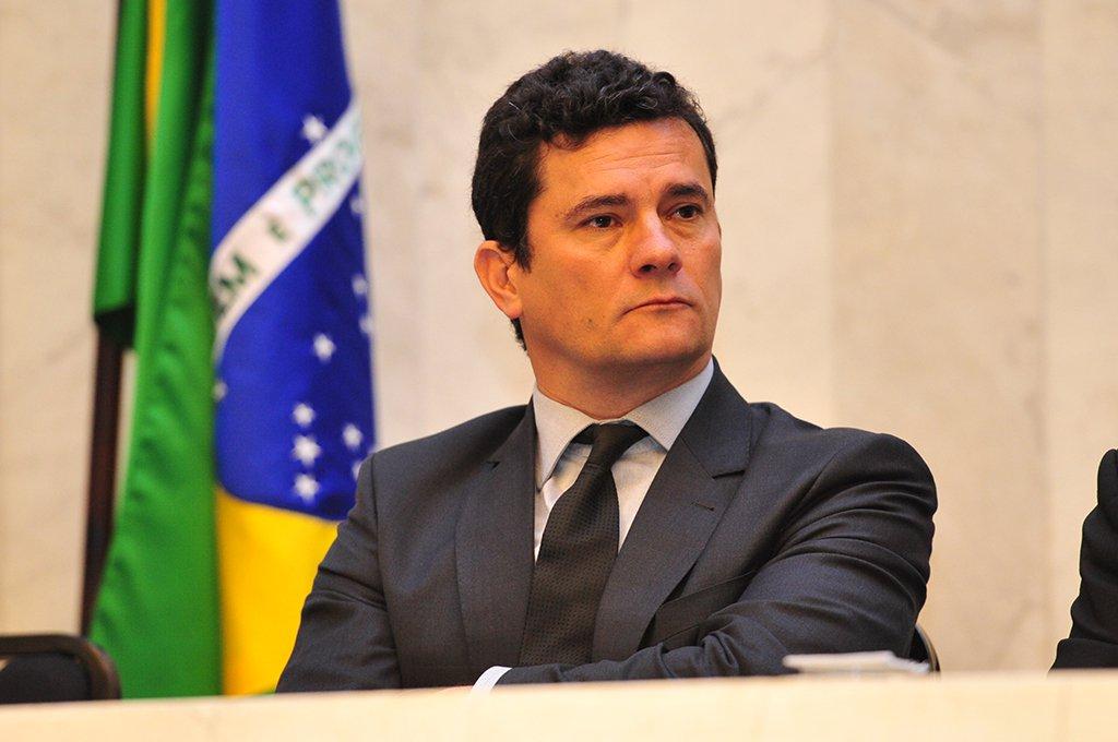 Curitiba- PR- Brasil- 24/10/2016- O o juiz Sergio Moro e o procurador Deltan Dallagnol, durante sessão especial na Assembléia Legislativa do Paraná (ALEP). Foto: