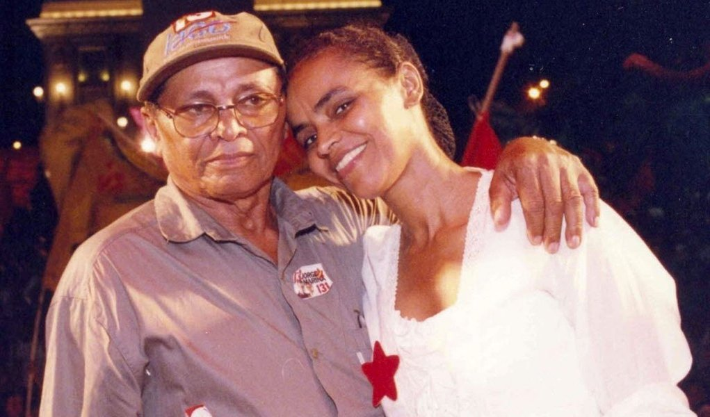 Pedro Augusto da Silva (90), pai da ex-senadora Marina Silva (Rede Sustentabilidade), faleceu neste domingo (14), no Hospital da Idoso, em Rio Branco, capital do Acre; ele era diabético e fazia hemodiálise, além de apresentar complicações cardíacas