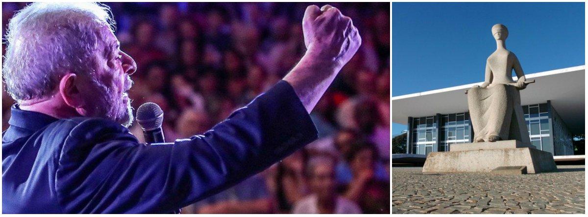 """""""Até hoje ninguém conseguiu acusar Lula de ter roubado sequer dez centavos dos cofres públicos. Nem Moro ou o TRF-4"""", diz o colunista Ribamar Fonseca; """"Parte dos ministros do STF quer mesmo que Lula seja preso, embora consciente da farsa da sua condenação, da inconstitucionalidade da prisão em segunda instância e das suas consequências. É fundamental, porém, que haja uma posição formal do Supremo, pois foi ele que violou a Constituição ao aprovar a prisão em segunda instância com o voto de minerva da sua presidenta"""", defende o jornalista"""