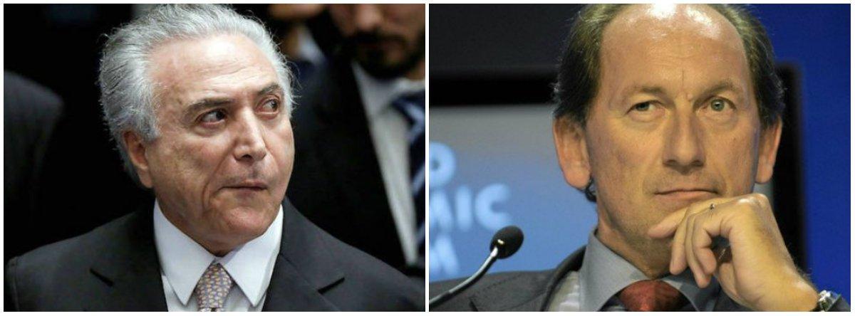 """O encontro de Michel Temer com o presidente da Nestlé, o belga Paul Bulcke, em Davos, na Suiça, e a realização do 8º Fórum Mundial da Água em Brasília, em março, fazem parte da mesma agenda: a consolidação de acordos entre o governo brasileiro e empresas com vistas à privatização da água no Brasil; a opinião é do geólogo e professor emérito da UFSC, Luiz Fernando Scheibe; """"Essa aproximação de Temer com a Nestlé é muito preocupante, porque a água é um direito humano estabelecido pela Organização das Nações Unidas (ONU), que tem de ser acessível a todos"""""""
