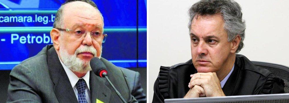 """O relator do processo no TRF4 considerou que Léo Pinheiro e Agenor Franklin, ex-executivo da construtora, prestaram """"cooperação efetiva"""" com o processo e, por isso, votou por reduzir a pena dos dois ex-dirigentes da OAS; Léo Pinheiro, que depôs contra Lula, teve a pena reduzidade 10 anos e 8 meses para 3 anos e 6 meses em regime semiaberto"""
