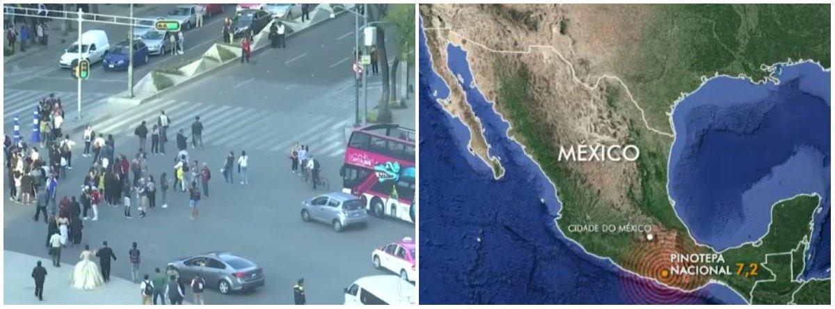 """As autoridades do México aumentaram neste sábado para 13 o número de mortos no acidente envolvendo o helicóptero que levava o secretário de Governo do país, Alfonso Navarrete, e o governador de Oaxaca, Alejandro Murat, que escaparam ilesos; ao atualizar o balanço de vítimas do acidente registrado ontem à noite, o Ministério Público de Oaxaca indicou em comunicado que """"13 pessoas morreram"""", uma delas no hospital, e que outras """"15 pessoas sofreram ferimentos e foram atendidas"""""""