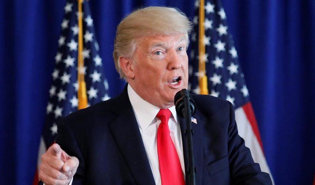 O presidente dos Estados Unidos, Donald Trump, volta a ameaçar o Irã