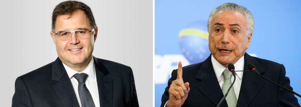 """""""Estão a aprontar no submundo"""", diz o jornalista Luis Costa Pinto; na manobra que ele descreve, logo depois do segundo turno de 2018, o Congresso aprovaria a extensão do foro privilegiado de qualquer ex-presidente que não tenha sido condenado em última instância – o que evitaria a prisão de Michel Temer, apontado como corrupto e chefe de quadrilha, após o fim do mandato que ele usurpou da presidente Dilma Rousseff"""