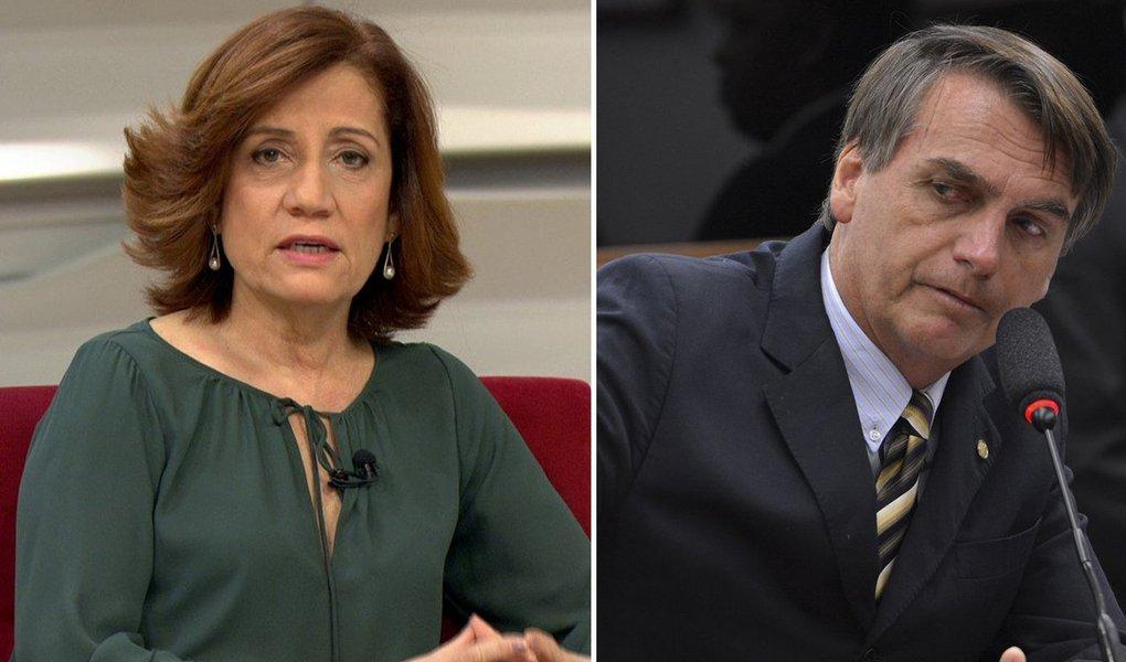 """O jornalista Fernando Brito comentou a reação preconceituosa do deputado Jair Bolsonaro (PSC), depois que a jornalista Miriam Leitão afirmou que ele """"não sabia o básico de economia""""; """"Viu o que vocês arrumaram, Míriam, açulando o ódio? O esgoto que sai da boca de Jair Bolsonaro seria irrelevante, se vocês não tivessem criado uma multidão de imbecis para lhe fazerem coro"""", diz Brito; """"Eram 'bonitinhos', não é? Como aquele filme dos anos 80, que você e eu levamos os filhos para ver, os Gremlins. Eram tão 'fofinhos' quando era para derrubar o Governo. Mas foram molhados com o ódio e, olha aí o resultado"""""""